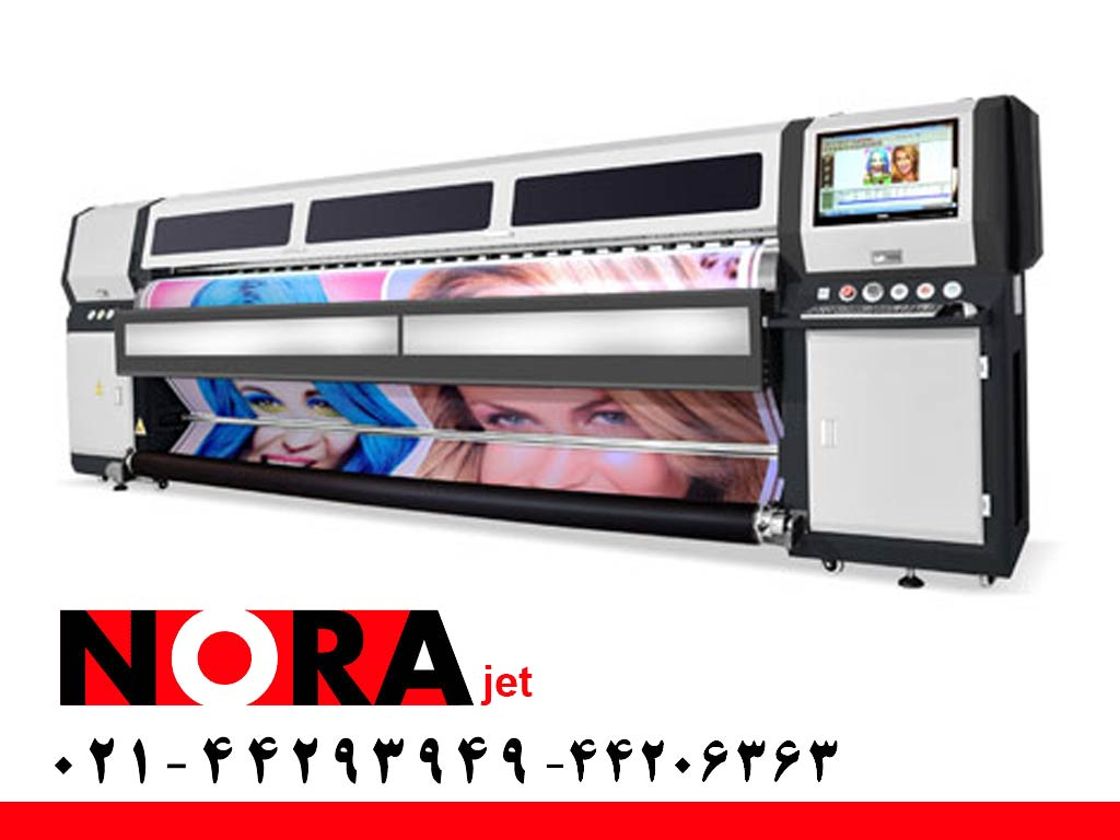 دستگاه چاپ بنر flex banner printing machine
